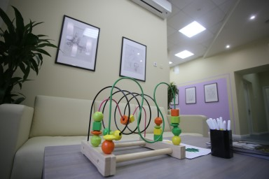 "Центр Доктора Архипова ""АКМЕ"". Холл."